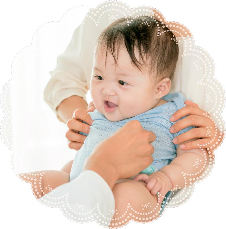 乳幼児健診・育児相談